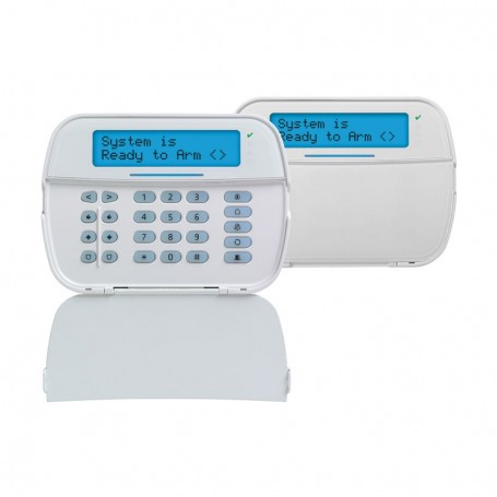 DSC keypad duo white 2
